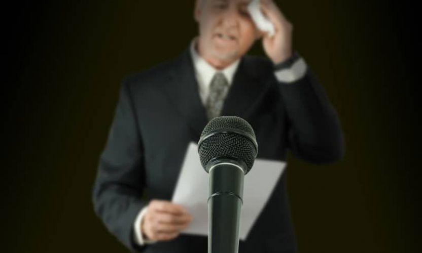 """5 Tipps gegen Lampenfieber vor dem Auftritt Teil I –  """"Wenn du nicht mehr nervös bist, hast du allen Grund, nervös zu sein!"""""""